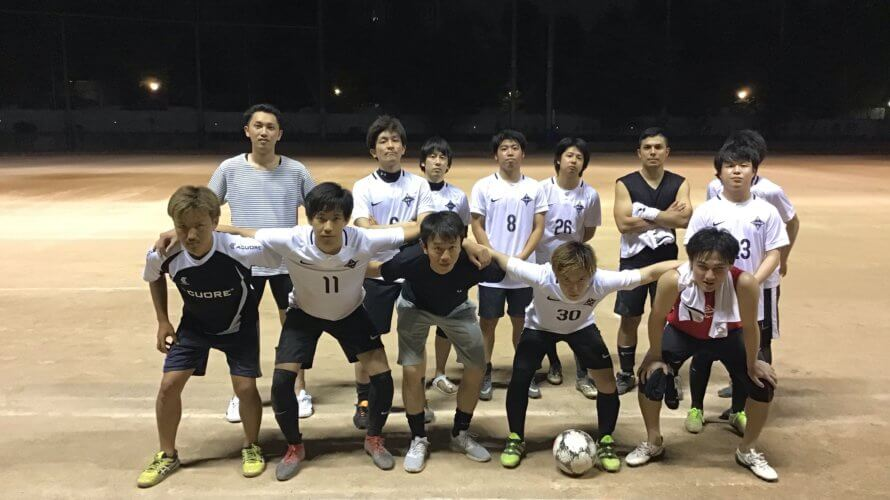 2019年新宿区リーグ3部第3節【2019/6/6@西早稲田中】